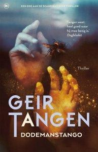 Paperback: Dodemanstango - Geir Tangen