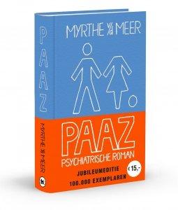 Gebonden: Paaz - Myrthe van der Meer