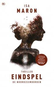 Paperback: De Noordzeemoorden 4 Eindspel - Isa Maron