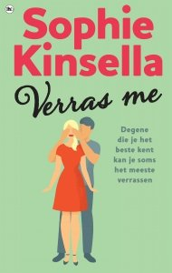 Paperback: Verras me - Sophie Kinsella