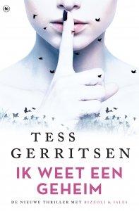 Paperback: Ik weet een geheim - Tess Gerritsen