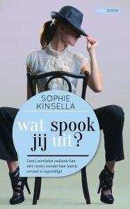 Paperback: Wat spook jij uit? - Sophie Kinsella