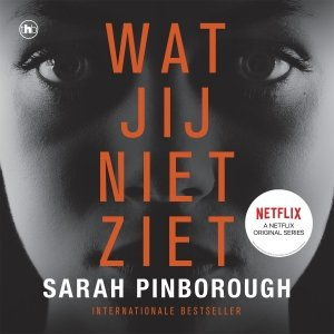 Audio download: Behind Her Eyes (Wat jij niet ziet) - Sarah Pinborough