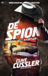 Paperback: De spion - Clive Cussler