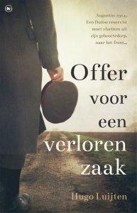 Paperback: Offer voor een verloren zaak - Hugo Luijten