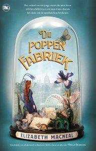 Paperback: De poppenfabriek - Elizabeth Macneal