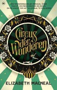 Paperback: Circus der wonderen - Elizabeth Macneal
