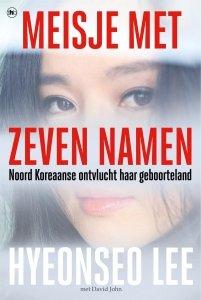 Paperback: Meisje met zeven namen - Hyeonseo Lee