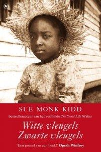 Paperback: Witte vleugels, zwarte vleugels - Sue Monk Kidd