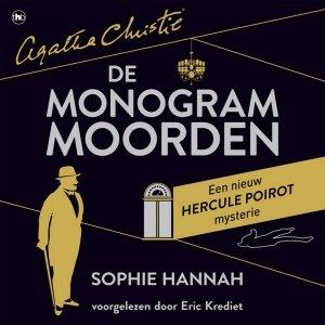 Audio download: De monogram moorden - Sophie Hannah