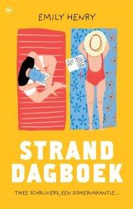 Paperback: Stranddagboek - Emily Henry