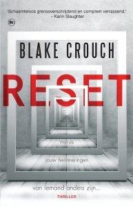 Paperback: Reset - Blake Crouch