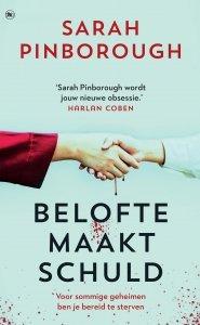 Paperback: Belofte maakt schuld - Sarah Pinborough