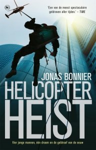 Paperback: Helicopter Heist - Jonas Bonnier