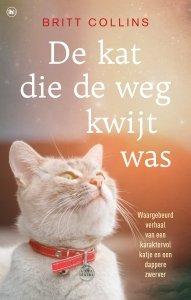 Paperback: De kat die de weg kwijt was - Britt Collins