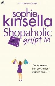 Paperback: Shopaholic grijpt in - Sophie Kinsella