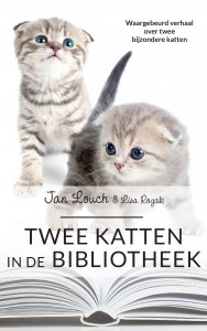 Paperback: Twee katten in de bibliotheek - Jan Louch en Lisa Rogak