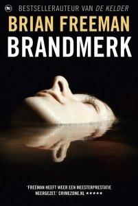 Paperback: Brandmerk - Brian Freeman