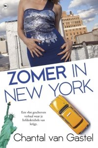 Paperback: Zomer in New York - Chantal van Gastel