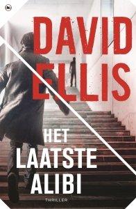Paperback: Het laatste alibi - David Ellis