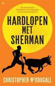 Paperback: Hardlopen met Sherman - Christopher McDougall