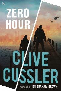 Paperback: Zero Hour - Clive Cussler en Graham Brown