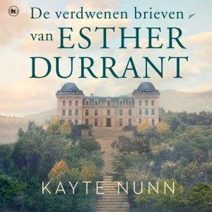 Audio download: De verdwenen brieven van Esther Durrant - Kayte Nunn