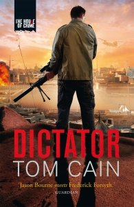 Paperback: Dictator - Tom Cain