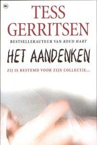 Paperback: Het aandenken - Tess Gerritsen