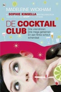 Paperback: De cocktailclub - Sophie Kinsella