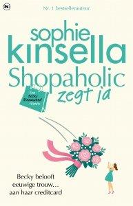 Paperback: Shopaholic zegt ja - Sophie Kinsella