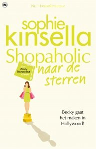 Paperback: Shopaholic naar de sterren - Sophie Kinsella