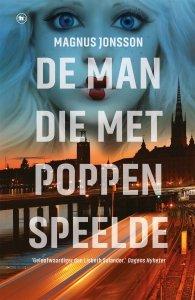 Paperback: De man die met poppen speelde - Magnus Jonsson