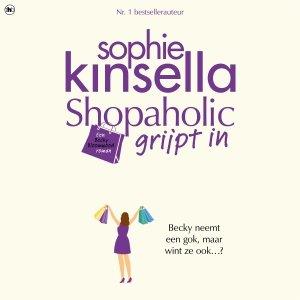 Audio download: Shopaholic grijpt in - Sophie Kinsella