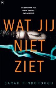 Paperback: Behind Her Eyes (Wat jij niet ziet) - Sarah Pinborough