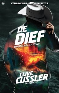 Paperback: De dief - Clive Cussler en Justin Scott
