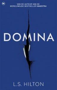 Paperback: Domina - L.S. Hilton