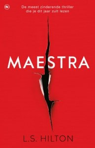 Paperback: Maestra - L.S. Hilton