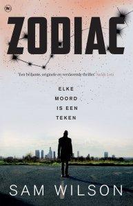 Paperback: Zodiac - Sam Wilson