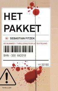 Paperback: Het pakket - Sebastian Fitzek