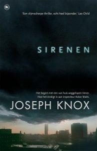 Paperback: Sirenen - Joseph Knox
