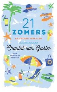 Paperback: 21 Zomers en andere verhalen - Chantal van Gastel