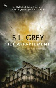 Paperback: Het appartement - S.L. Grey