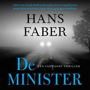 Audio download: De minister - Hans Faber