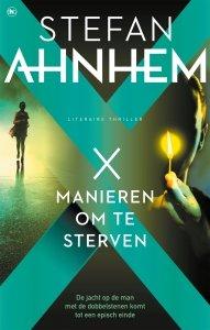 Paperback: X manieren om te sterven - Stefan Ahnhem