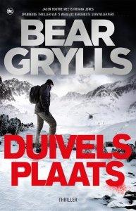 Paperback: Duivelsplaats - Bear Grylls
