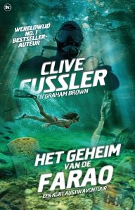 Paperback: Het geheim van de farao - Clive Cussler