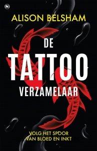 Paperback: De tattooverzamelaar - Alison Belsham