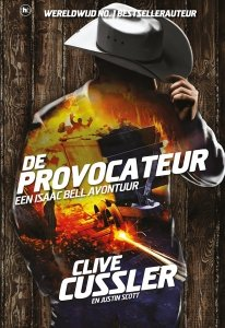Paperback: De provocateur - Clive Cussler en Justin Scott