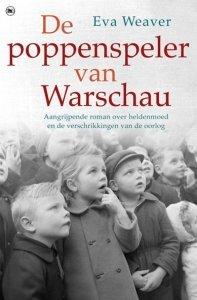 Paperback: De poppenspeler van Warschau - Eva Weaver